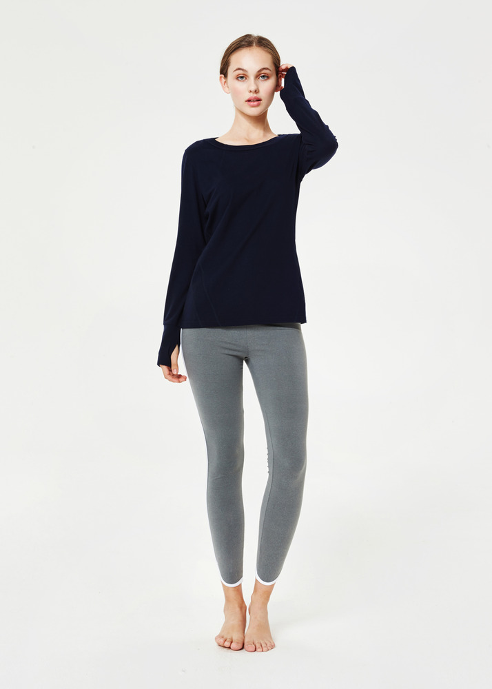 Seamless Pullover - 네이비(Navy)