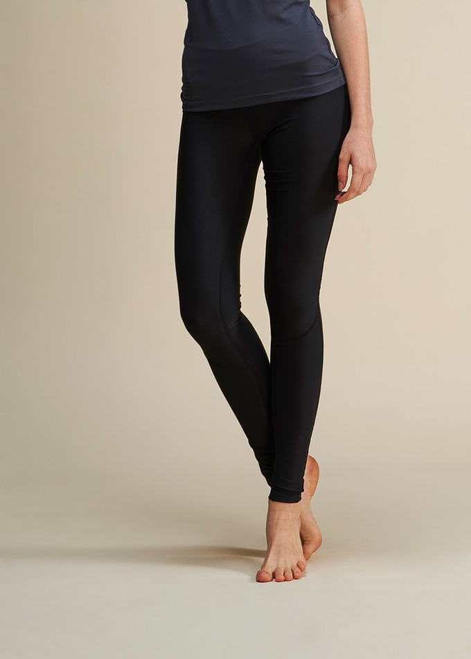 Asana Yoga Leggings - 블랙(Black)